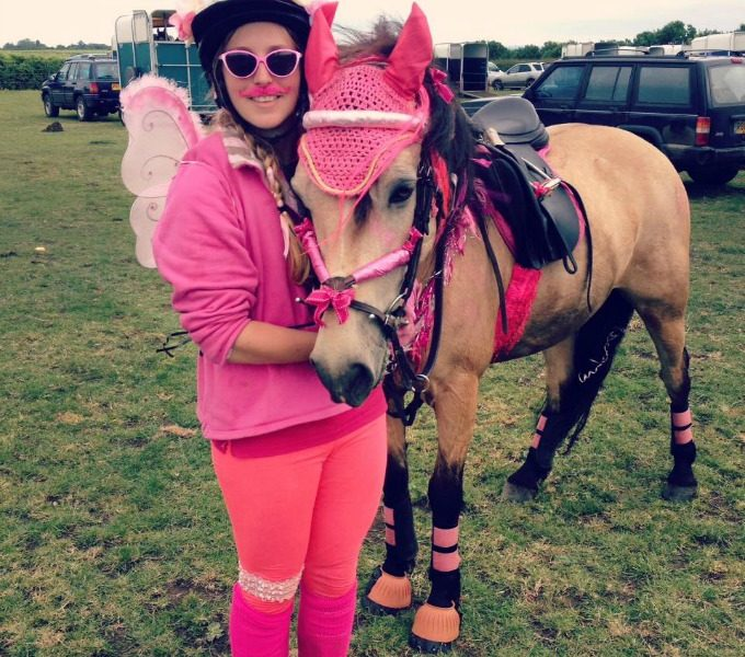 Canter for a Cure with Beano