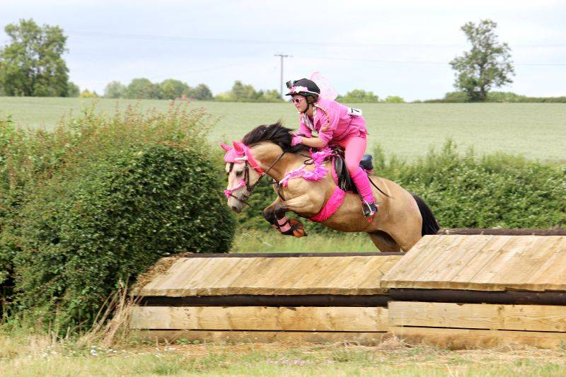 canter for a cure jumping beano summer 2015