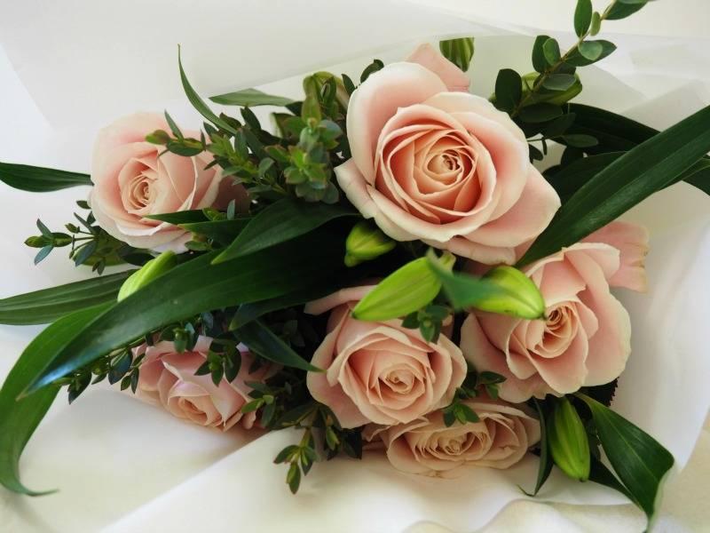 Debenham Bouquet Valentine's Flowers