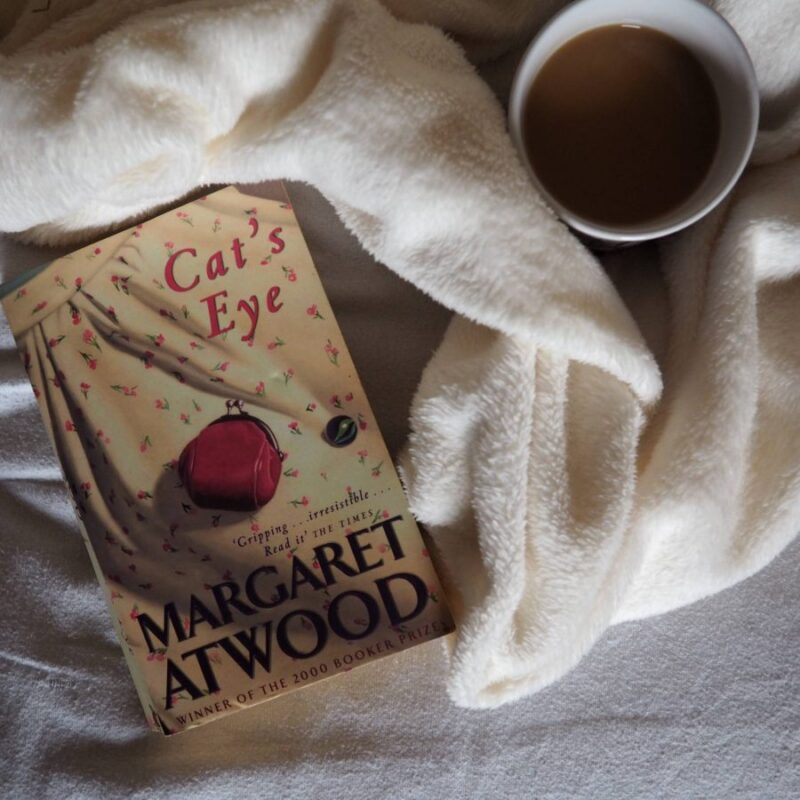 Book Review Cats Eye By Margaret Atwood Sweet Serendipity