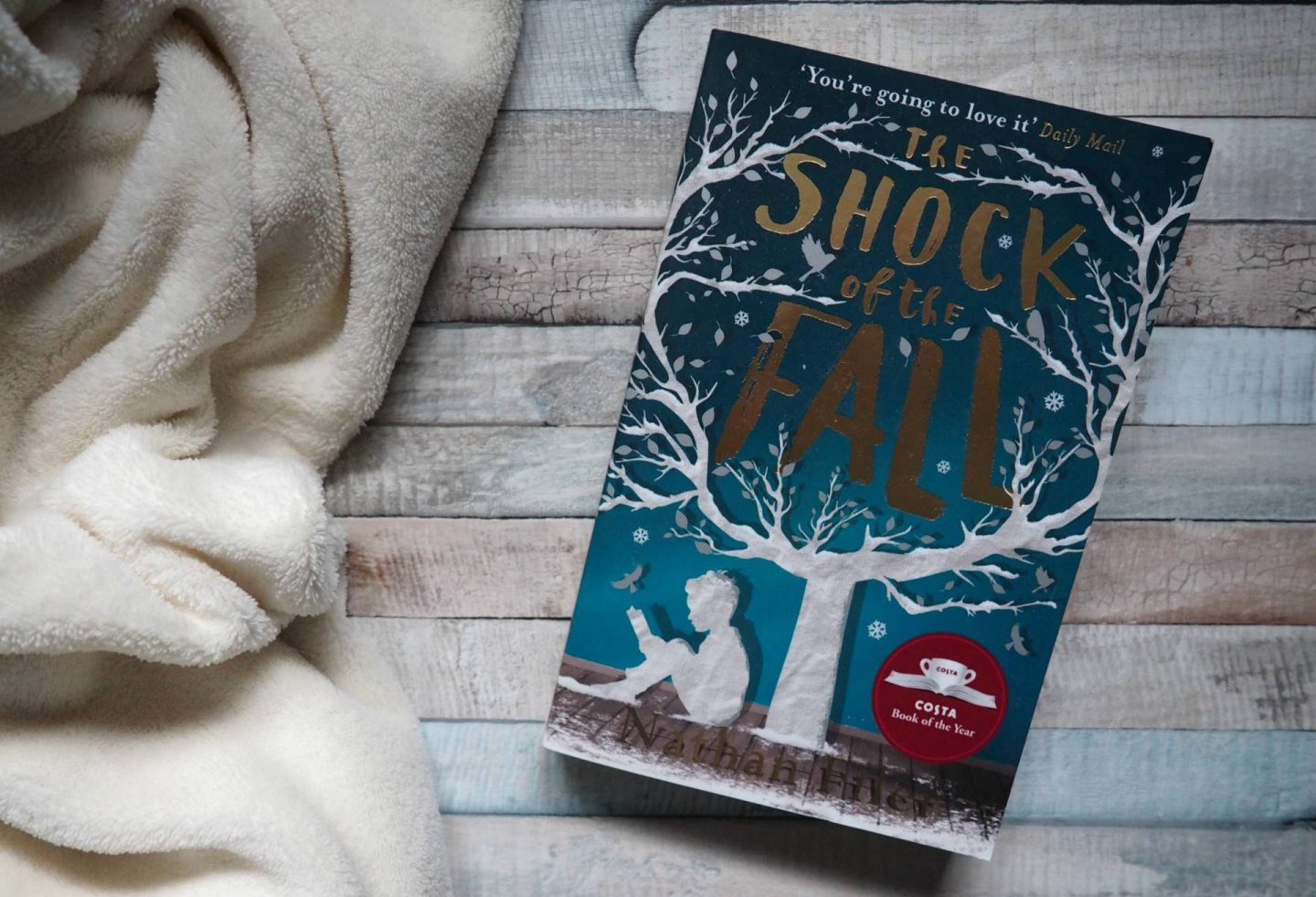 Book Review: The Shock of the Fall by Nathan Filer