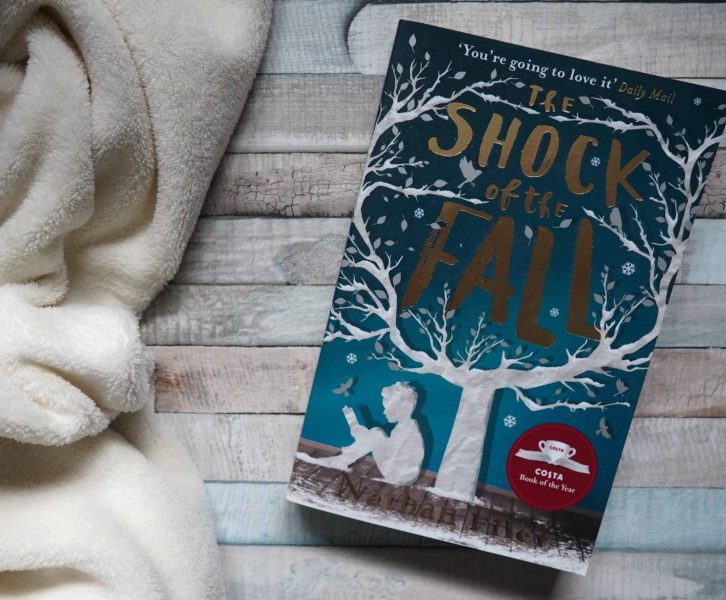 The Shock of the Fall Book Review Sweet Serendipity Blog