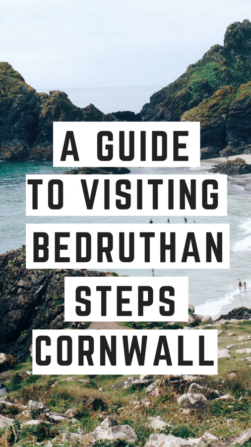 A simple guide to visiting Bedruthan Steps in Cornwall
