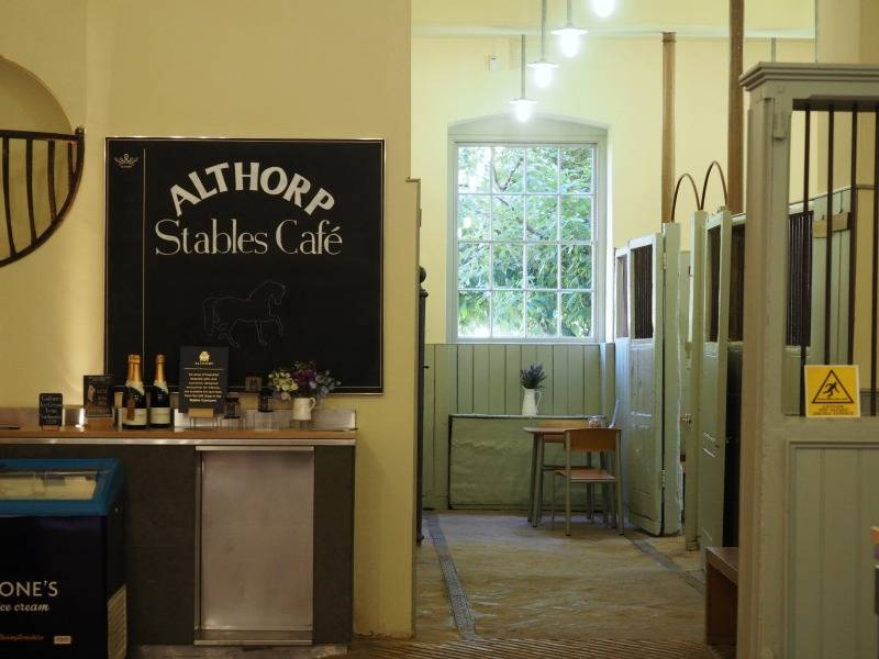 Althorp House Stables Cafe