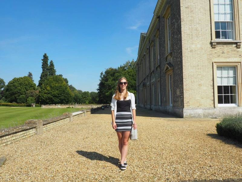 Visiting Althorp House