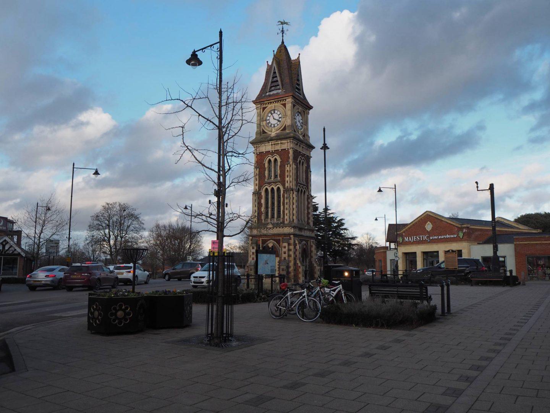 Newmarket clock tower