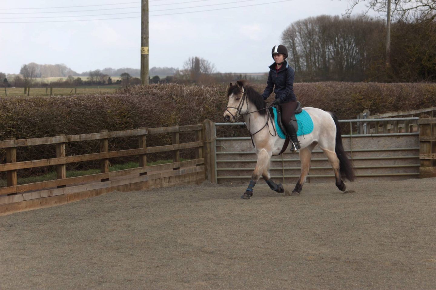 How I Keep Fit by Horse Riding with Decathlon