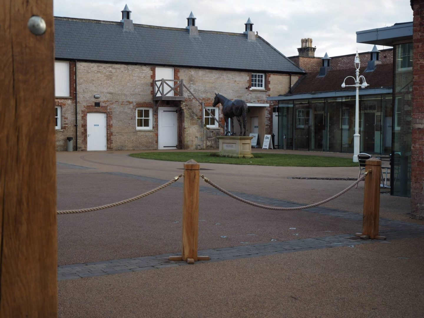 National Heritage Museum and Tack Room in Newmarket