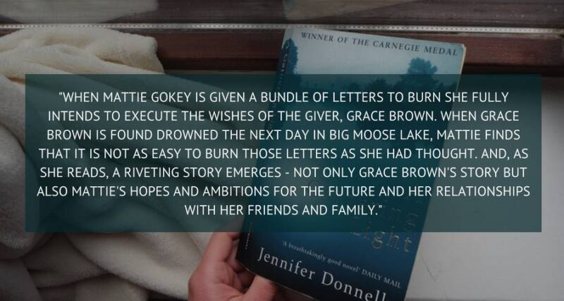 A Gathering Light By Jennifer Donnelly book synopsis