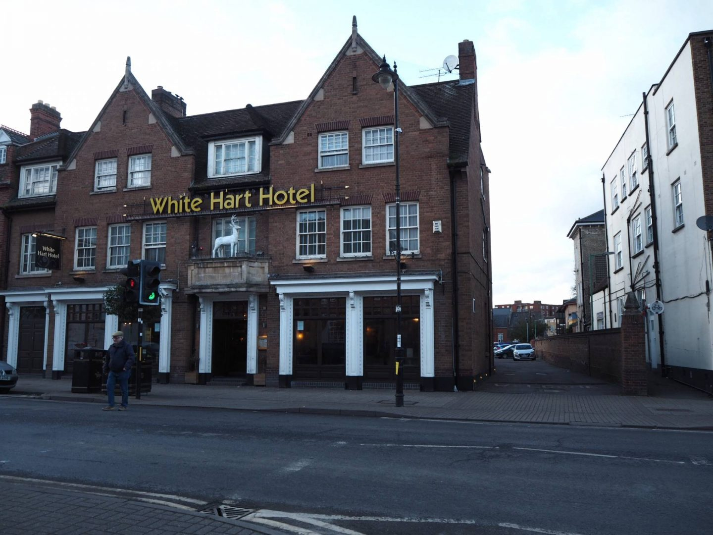 the white hart hotel newmarket
