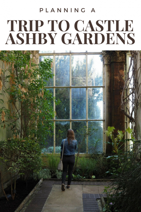 Planning a visit to Castle Ashby Gardens