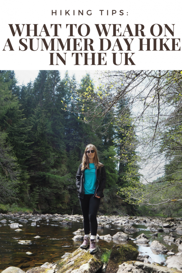 Planning is key when it comes to heading out on a summer day hike. If you're not comfortable, you won't be happy. Follow this guide to work out what you should wear and pack for a hike in the UK.