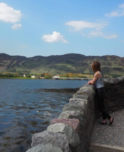 A trip to Eilean Donan Castle during a road trip to the Isle of Skye