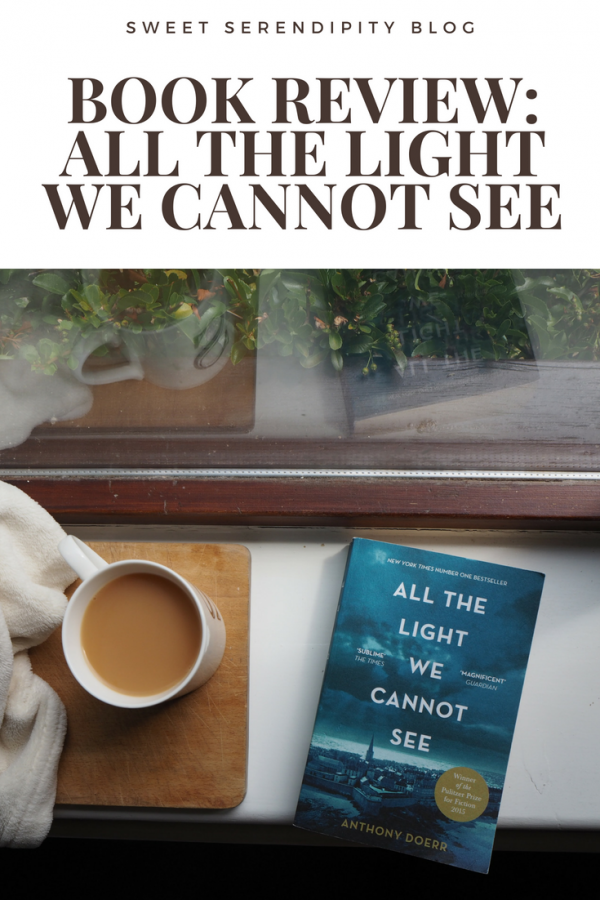 All The Light We Cannot See by Anthony Doerr Book Review