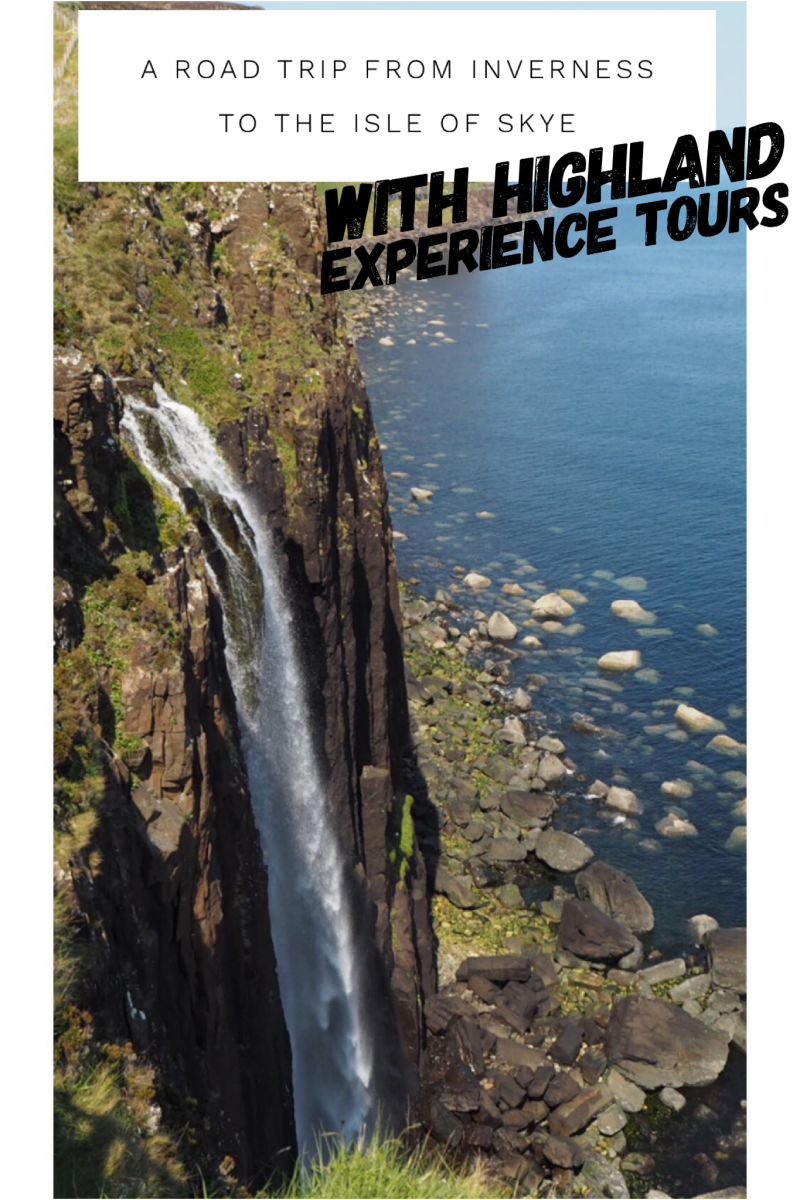 A road trip from Inverness to the Isle of Skye with Highland Experience Tours