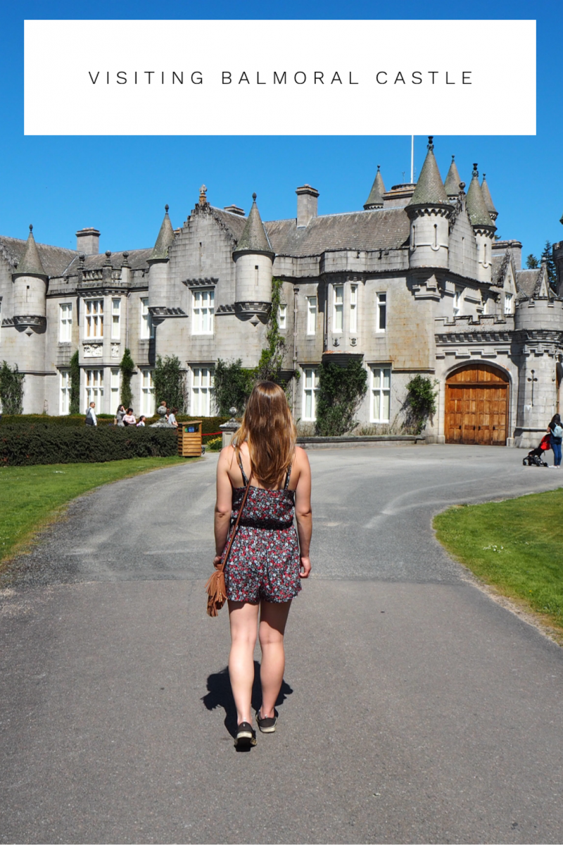 Planning a visit to Balmoral Castle
