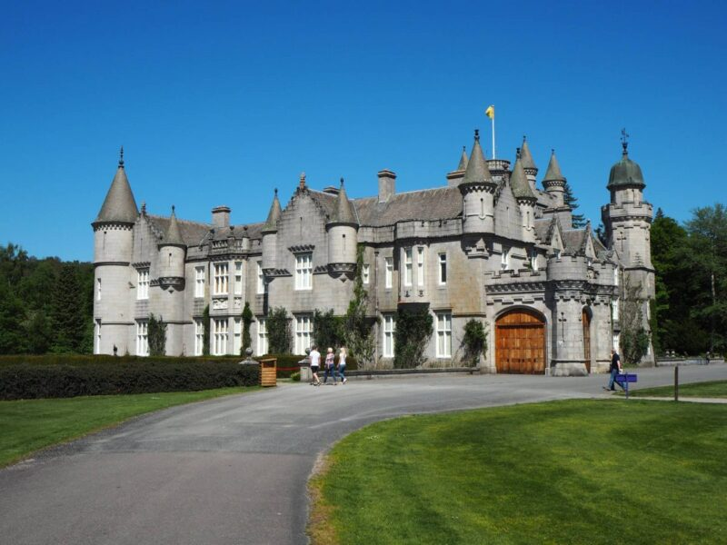 Visiting Balmoral Castle