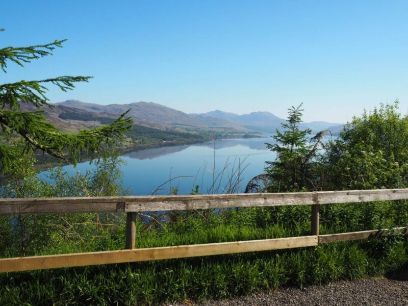 Road trip from Inverness to Isle of Skye
