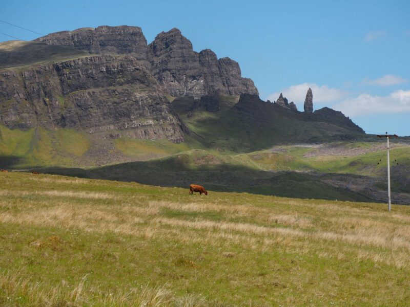Visiting the Old Man of Storr
