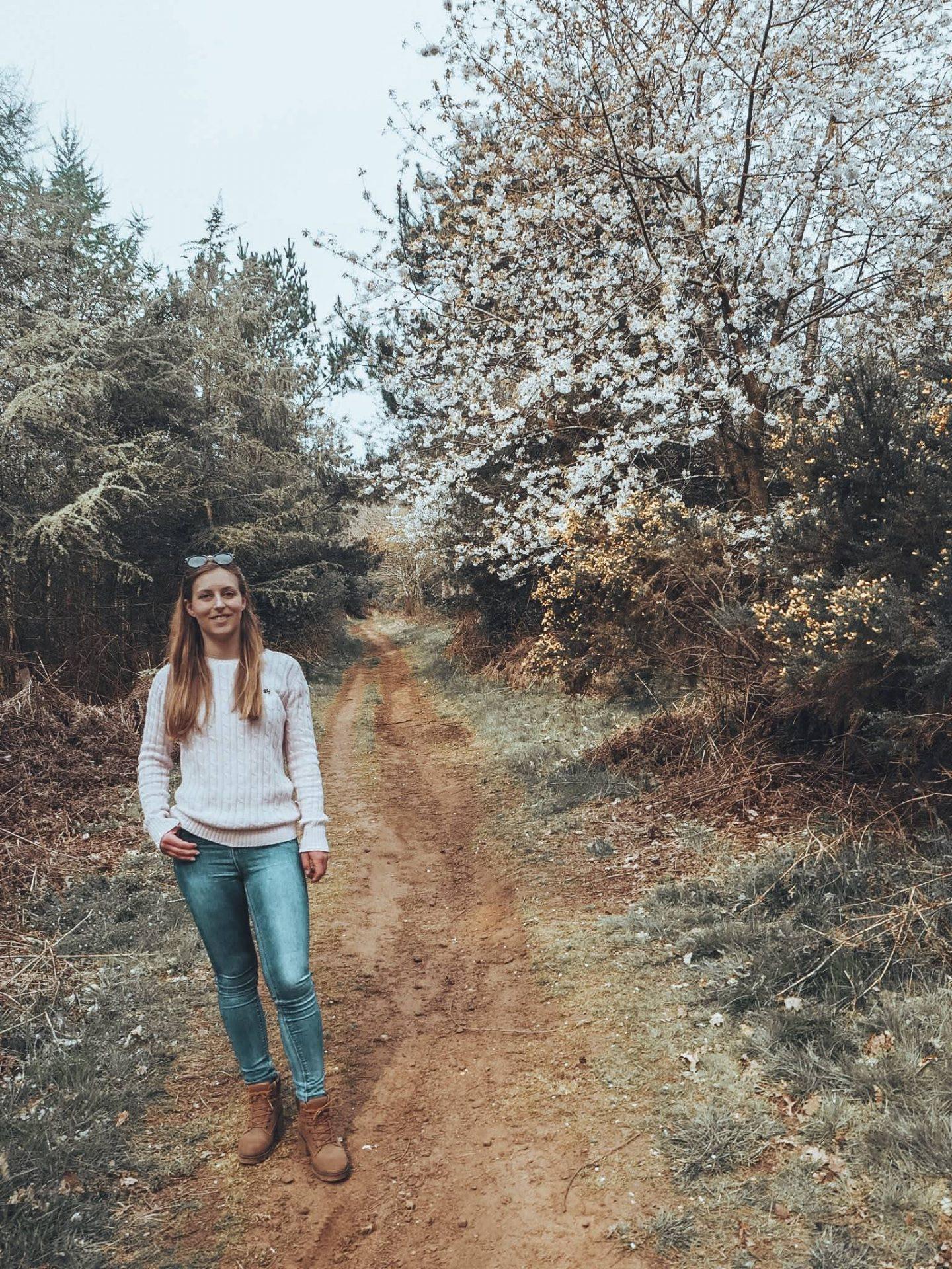 On a walk through Bedfordshire's Aspley Woods