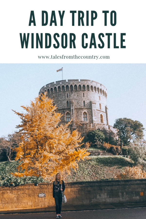 A guide to planning a day trip to Windsor Castle