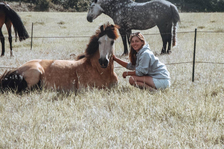 Enjoying a horse holiday in Norfolk at Mill Farm