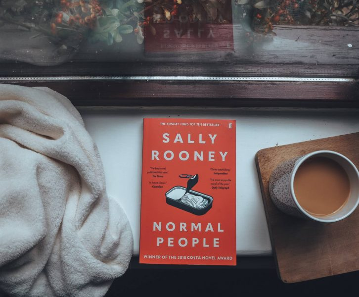 Sally Rooney's Normal People Book
