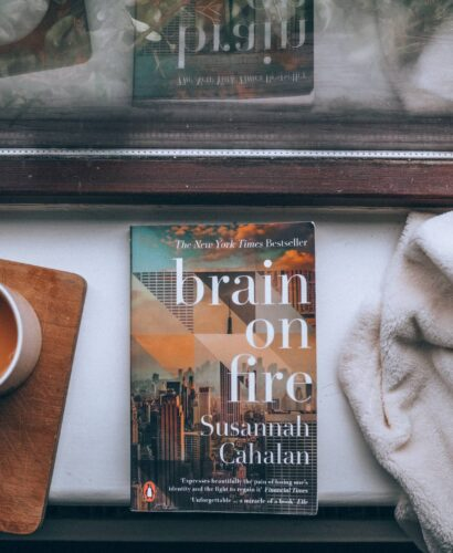 Brain on Fire book by Susannah Cahalan