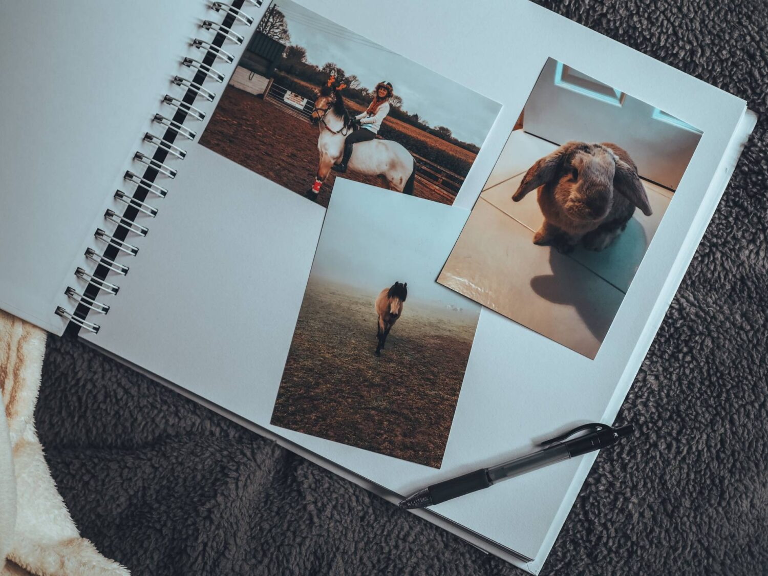 Scrapbooking as a way of documenting life