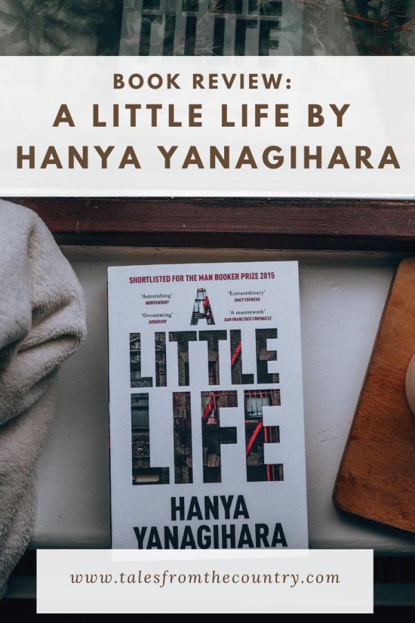 Book review of Hanya Yanagihara's A Little Life