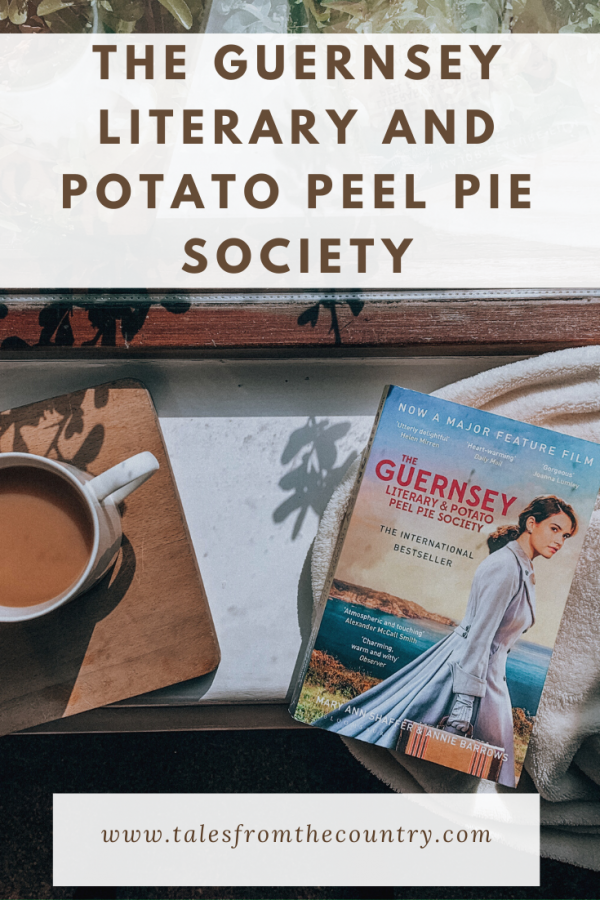 The Guernsey literary and potato peel pie society book review
