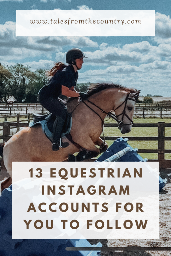 13 Equestrian Instagram accounts for you to follow