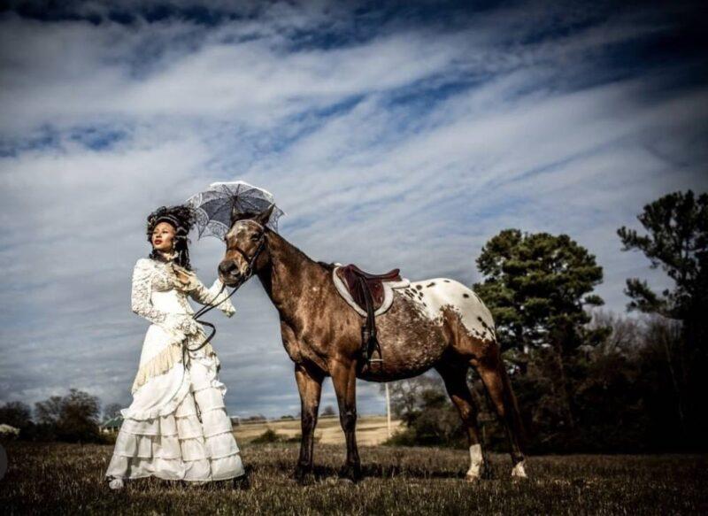 Equestrian Noire Instagram
