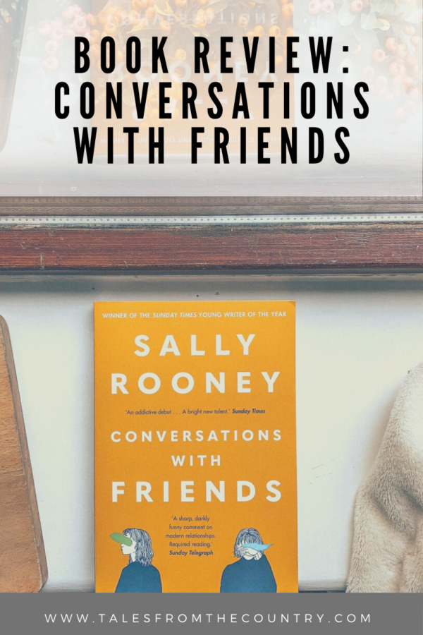 Book review: Conversations with Friends