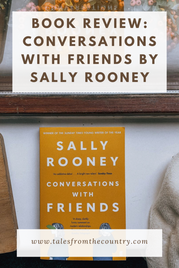 Conversations with Friends by Sally Rooney review