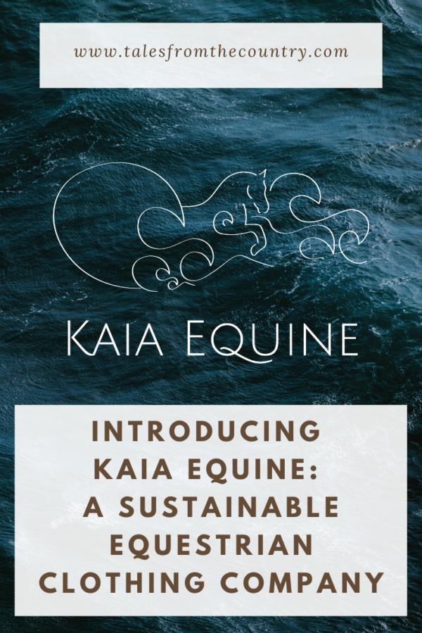 Introducing Kaia Equine