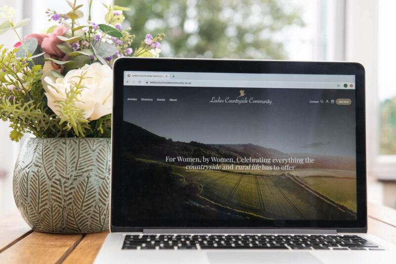 Ladies Countryside Community Website