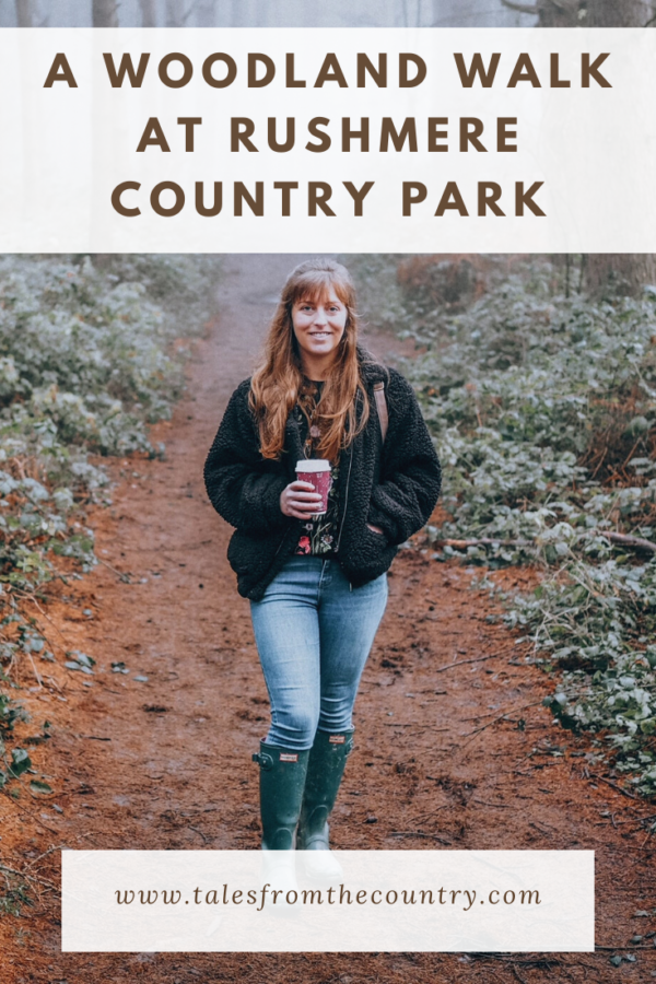 Places to walk - Rushmere Country Park in Bedfordshire