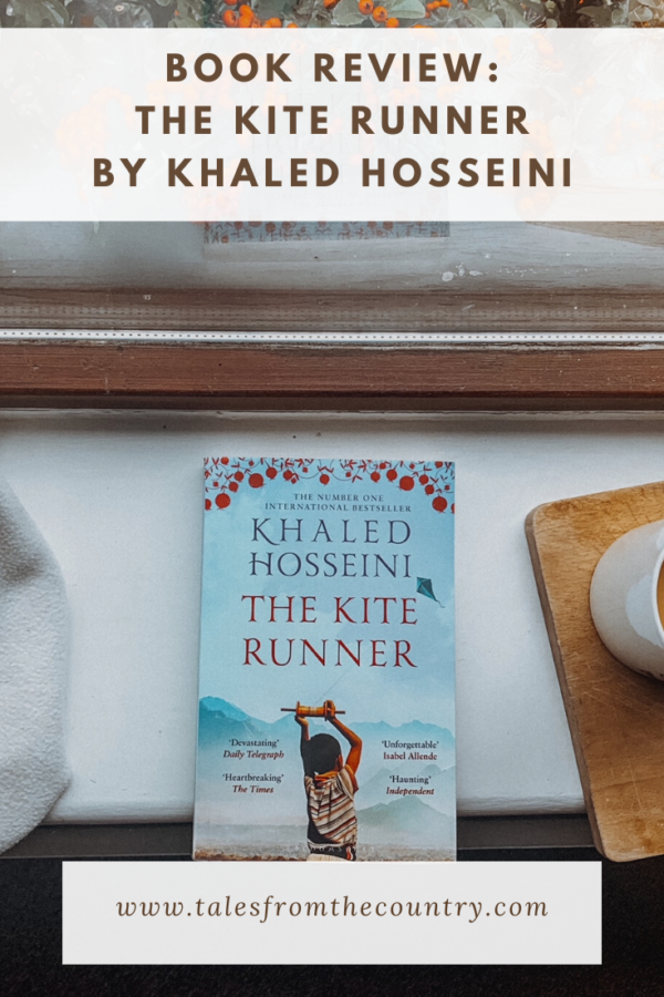 The Kite Runner by Khaled Hosseini Book Review