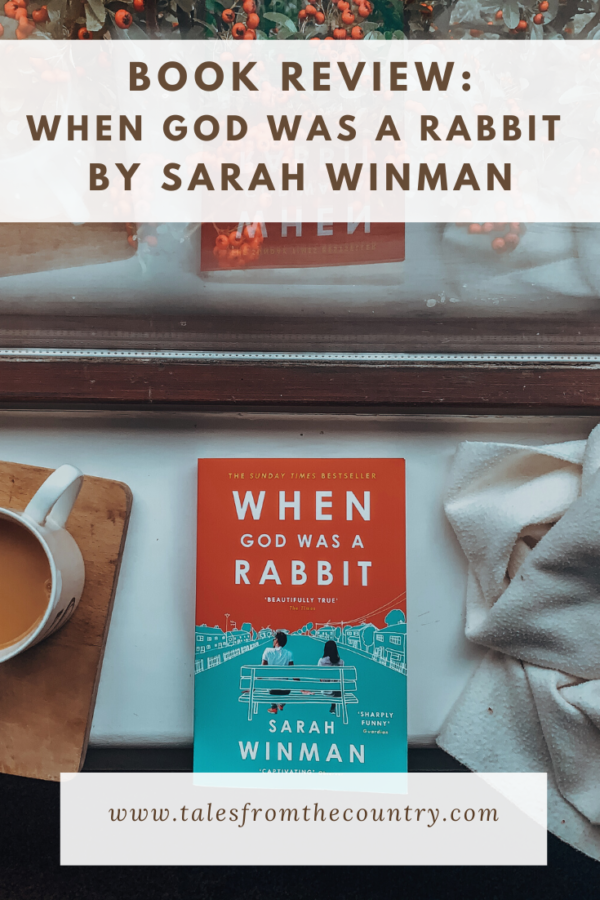 Book review: When God was a Rabbit by Sarah Winman