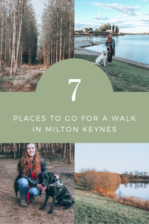 7 places to go for a walk in Milton Keynes