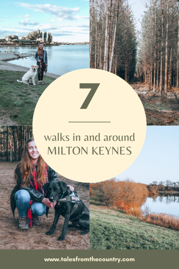 7 walks in and around Milton Keynes