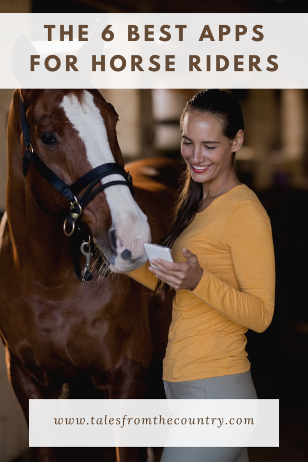 The 6 best apps for horse riders