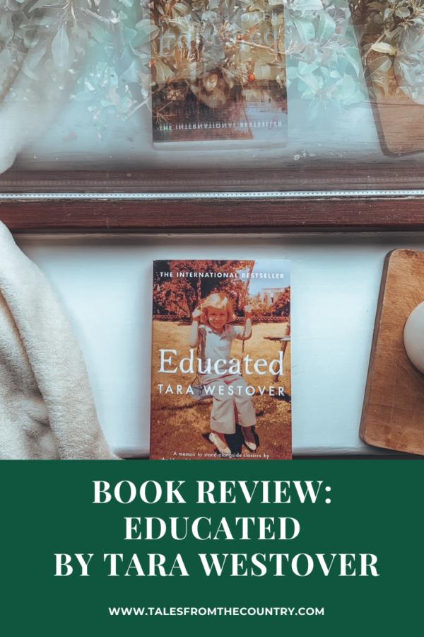Book review of Tara Westover's Educated