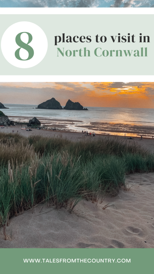 8 places to visit in North Cornwall